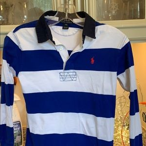 Boys Polo rugby style shirt